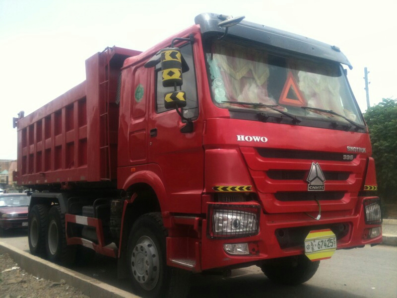 Truck For Rent >> Sino Truck Dump Truck For Rent Ethiopian Construction
