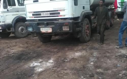 IVCO Water Truck For Ren