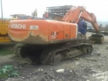 Used 2008 Hitachi Excavator For Rent or For Sale in Ethiopia.
